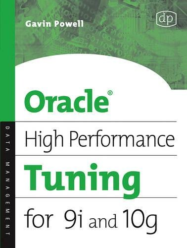 9781555583057: Oracle High Performance Tuning for 9i and 10g