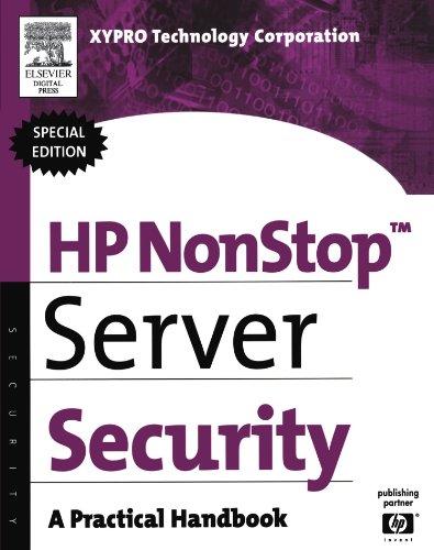 9781555583149: HP NonStop Server Security: A Practical Handbook (HP Technologies)