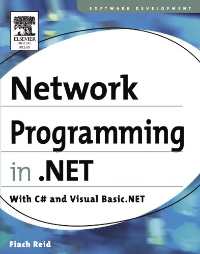 9781555583156: Network Programming in .NET: With C# and Visual Basic .NET