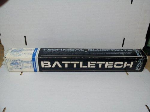 9781555600150: Battletech Technical Blueprints: Marauder, BattleMaster, Wasp, WarHammer, Locust (five 22