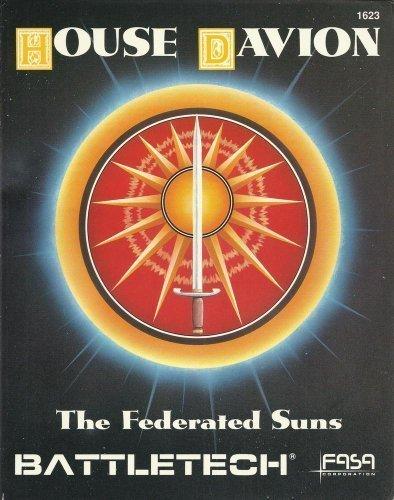 9781555600358: House Davion: The Federated Suns (Battletech)