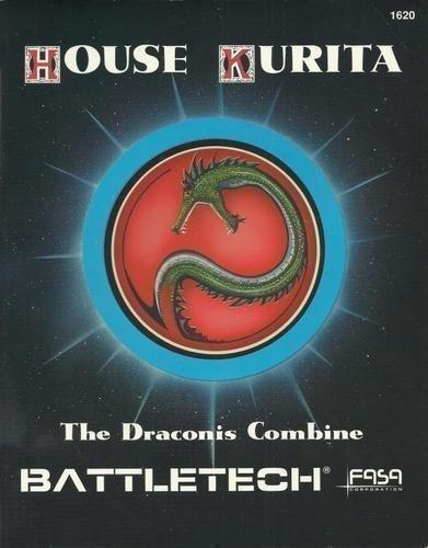 9781555600396: House Kurita: The Draconis Combine (Battletech)