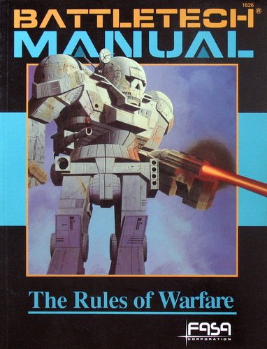 Battletech Manual: The Rules of Warfare