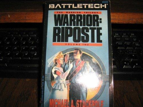 Warrior: Riposte (Battletech): Fanpro, Stackpole, Michael