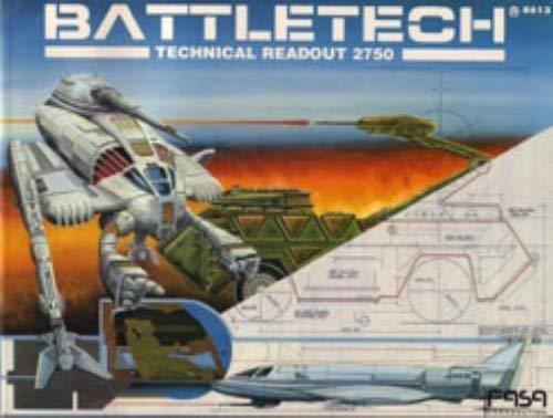 9781555600891: Battletech: Technical Readout : 2750