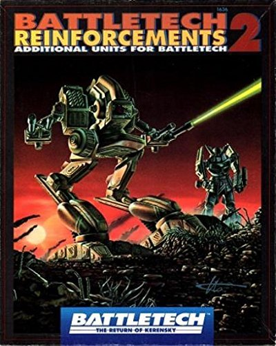 9781555600969: Battletech Reinforcements Two (Battletech Series)