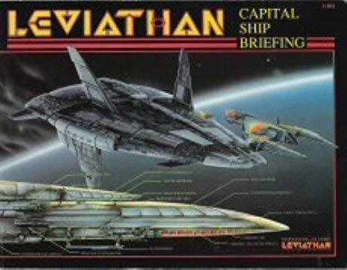 Leviathan Capital Ship Briefing (Renegade Legion)