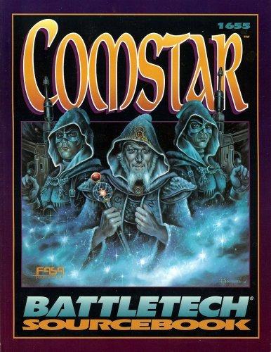 9781555601034: Comstar (Battletech Sourcebook, 1655)