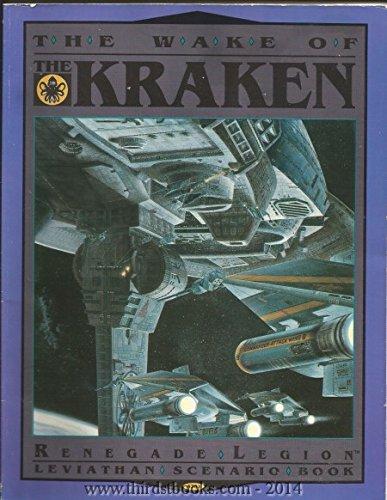 9781555601058: The Wake of the Kraken: Renegade Legion Leviathan Scenario Book
