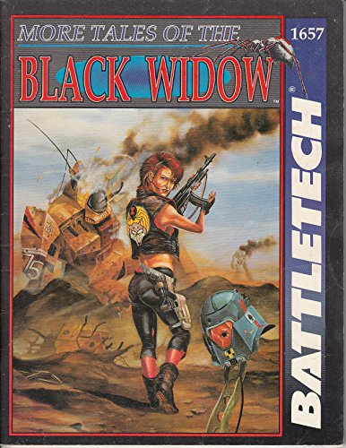 More Tales of the Black Widow (Battletech): Anthony Pryor