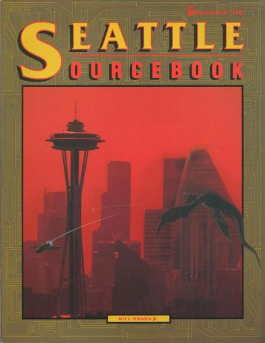 Seattle Sourcebook Shadowrun: Petersen jr., Boy F.