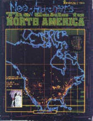 Shadowrun America Map.Tom Dowd Neo Anarchists Guide North America Abebooks