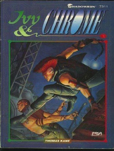 9781555601454: Ivy & Chrome (Shadowrun, 7311)