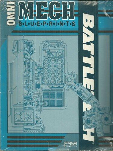 9781555601485: Omni Mech Blueprints (Battletech)