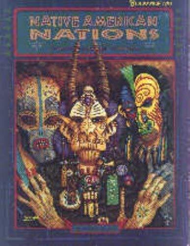 9781555601584: Native American Nations, Vol. 2 (Shadowrun, No. 7207)