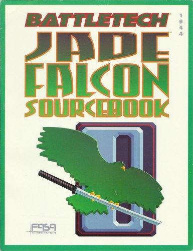 9781555601720: Jade Falcon: A Battletech Soucebook (No. 1644)