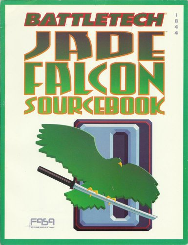 9781555601720: Jade Falcon: A Battletech Sourcebook (No. 1644)