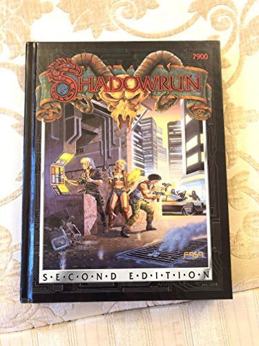 9781555601966: Shadowrun, Second Edition