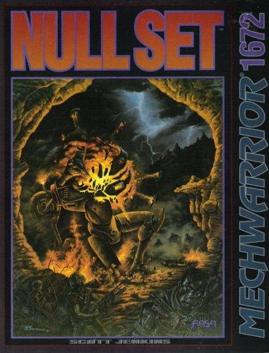 9781555601980: Null Set: A Mechwarrior Adventure