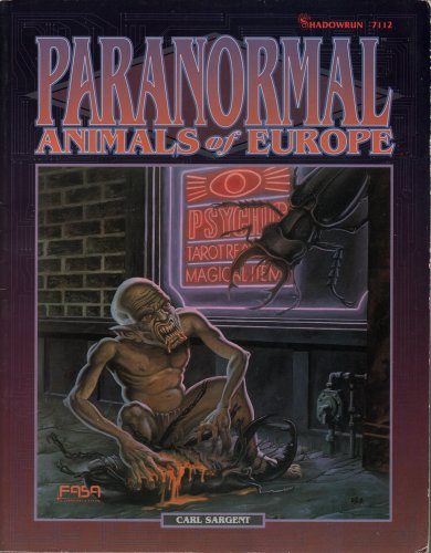 9781555601997: Paranormal Animals of Europe