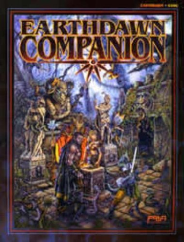 Earthdawn Companion : An Earthdawn Supplement 6200