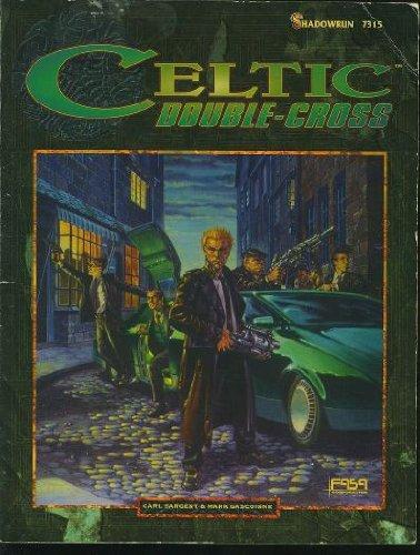 9781555602215: Shadowrun: Celtic Double-Cross (FAS7315)