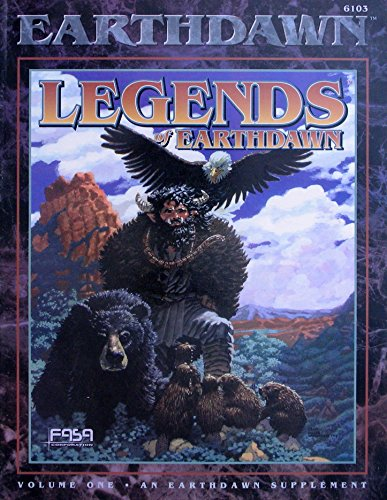 Legends Of Earthdawn Volume 1 Earthdawn Rpg