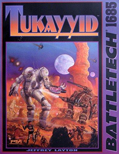 Tukayyid (Battletech - Sourcebooks (FASA)): Jeffrey Layton