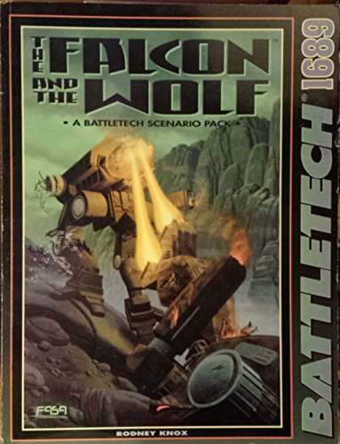 Falcon and the Wolf, The (Battletech - Modules & Scenarios (FASA)): Rodney Knox