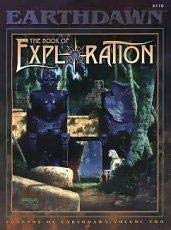 The Book Of Exploration Legends Of Earthdawn Volume 2 Earthdawn Roleplaying