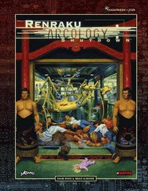 9781555603472: Renraku Arcology (Shadowrun)
