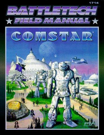 9781555603656: Comstar (Battletech Field Manual)