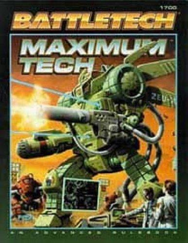 9781555603816: Maximum Tech, Revised Edition (Battletech)