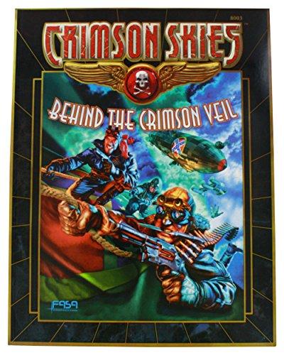 9781555603946: Crimson Skies: Behind the Crimson Veil (FAS8003)