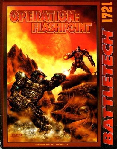 9781555604127: Operation: Flashpoint (Battletech)
