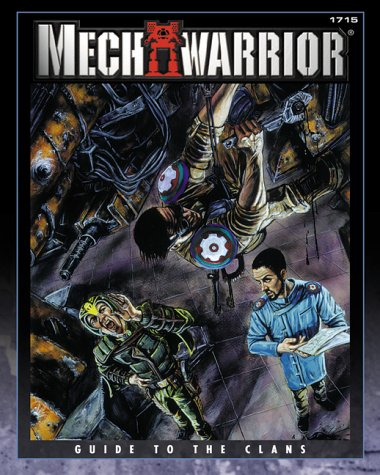 9781555604288: Mechwarrior's Guide To The Clans (Battletech)
