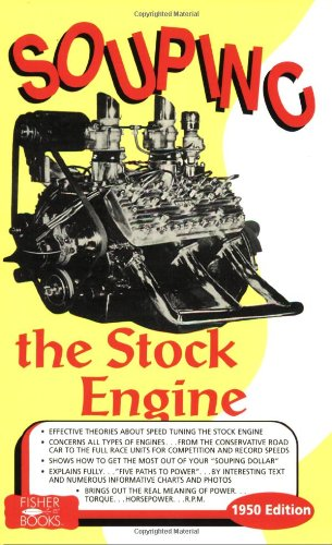 9781555611378: Souping the Stock Engine, 1950 Edition