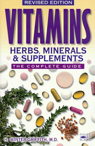 9781555611651: Vitamins Herbs Minerals Revis