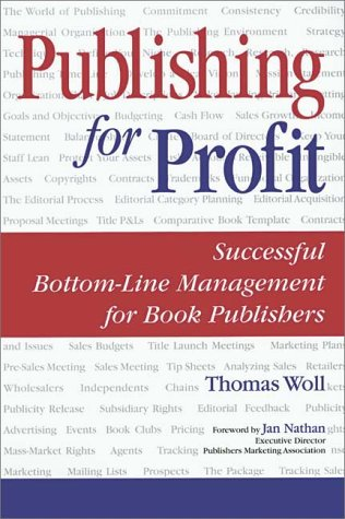 9781555611705: Publishing For Profit