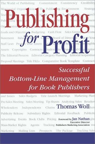 9781555611705: Publishing For Profit
