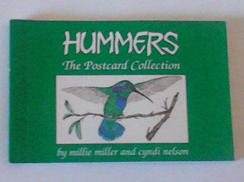 Hummers Postcard Collection: Hummingbirds of North America: Millie Miller