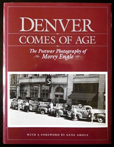 DENVER COMES OF AGE: The Postwar Photography of Morey Engle.: Engle, Morey.