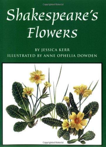Shakespeare's Flowers: Kerr, Jessica