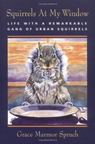 9781555662578: Squirrels at My Window: Life With a Remarkable Gang of Urban Squirrels