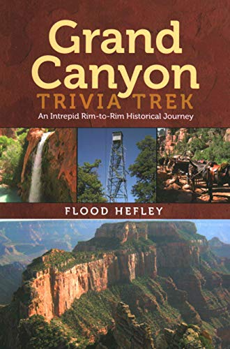 9781555664305: Grand Canyon Trivia Trek