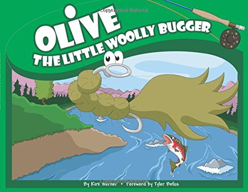 9781555664329: Olive the Little Woolly Bugger (Olive Flyfishing)