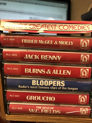 9781555690731: Radios Greatest Comedies (The Best of Old Time Radio)