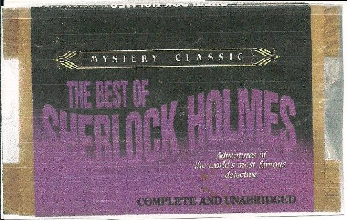 9781555691165: The Best of Sherlock Holmes: Adventures of the World's Most Famous Detective