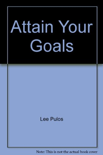 9781555692360: Attain Your Goals (Self Hypnosis and Subliminal Reinforcement)