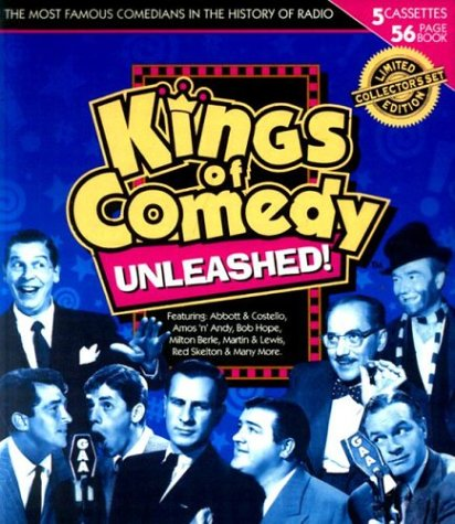9781555699499: Kings of Comedy (Chronicle Series)